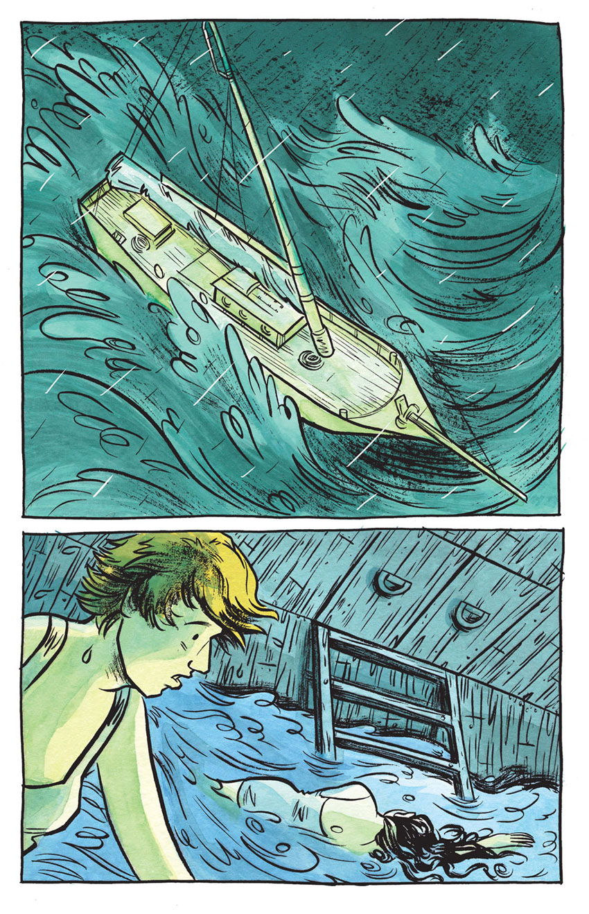 Overboard Page 1
