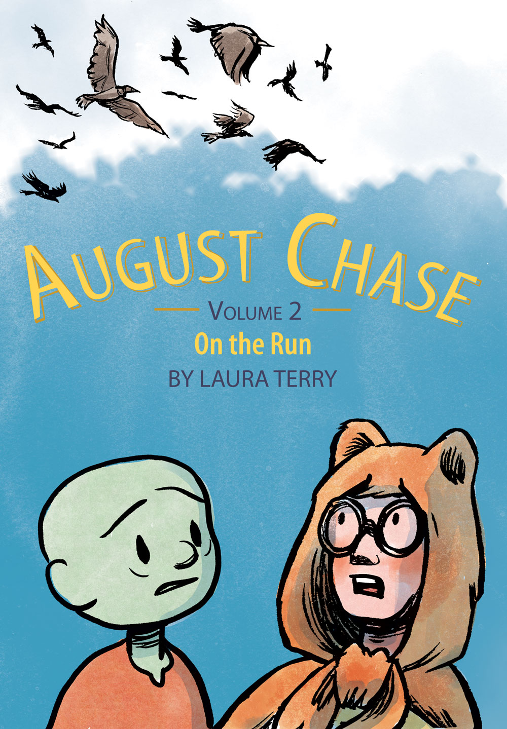 August Chase by Laura Terry