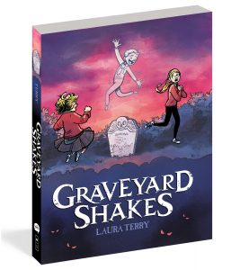Graveyard Shakes bu Laura Terry
